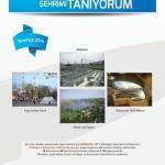 İstanbul'u Geziyorum Şehrimi Tanıyorum Gezileri Başladı